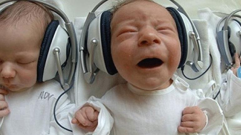 Μουσική κι εγκυμοσύνη
